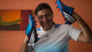 Sergio Ibarra es el segundo goleador argentino en actividad, detrás de Lionel Messi