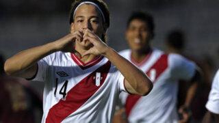 Cristian Benavente fue convocado para los partidos contra Inglaterra y Suiza