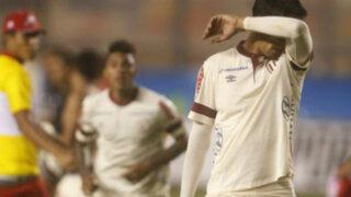 Bloque Deportivo: 'U' se salvó de caer 1-0 ante Vallejo pero sigue colero