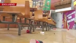 Zofri: el gran centro comercial de Iquique que quedó abandonado tras terremoto