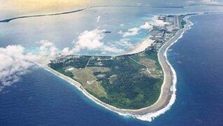 Malaysia Airlines: aparece supuesto SMS de un pasajero enviado desde una isla