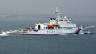 Malaysia Airlines: barco chino detectó señal que podría ser de caja negra