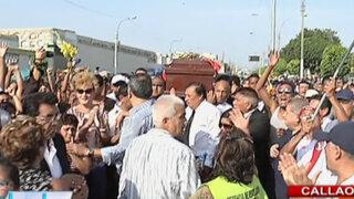 Seguidores y amigos despidieron a Óscar Avilés con una gran jarana