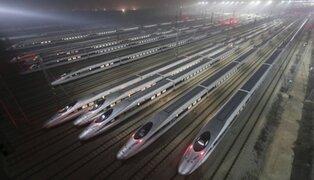 Velocidades increíbles: conoce los 10 trenes más rápidos del planeta