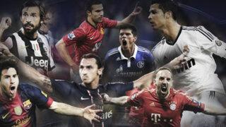 Estos son los jugadores más valiosos de la Champions League según su posición