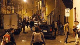 Temblor de 5 grados en la escala de Richter vuelve a remecer Chile