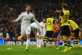 Previa: Dortmund-Real y Chelsea-PSG por los cuartos de la Champions League