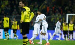 Real Madrid y Chelsea ya están entre los cuatro mejores de la Champions League