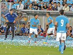 Sporting Cristal en 'cura de silencio' por supuesta 'camita' a Daniel Ahmed