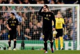Bloque Deportivo: Atlético de Madrid eliminó al Barcelona por 1-0