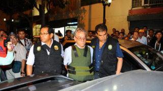 Ollanta Humala confirmó detención de principales líderes del Movadef