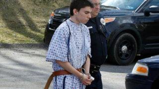 EEUU: agresor de escuela en Pensilvania no tenía problemas de comportamiento