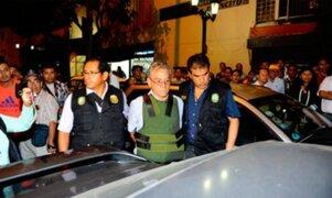 La policía capturó a 28 miembros del Movadef vinculados al terrorismo
