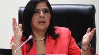La ministra Ana Jara defendió a Eleodoro Mayorga de cuestionamientos