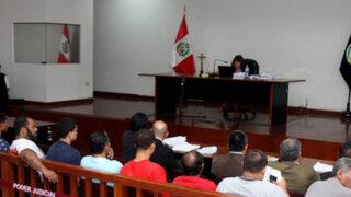 """Sentencian a cuatro años de prisión a integrantes del """"Clan de la Molina"""""""