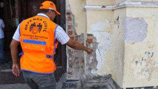 Ocho iglesias del Centro de Lima son consideradas de alto riesgo