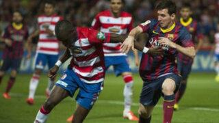 Bloque Deportivo: Barcelona cerró una semana de derrotas ante Granada