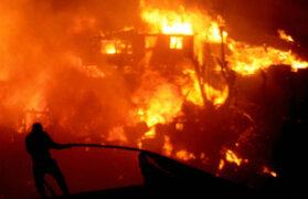 Infierno en Chile: al menos 500 casas arrasadas por gigantesco incendio forestal