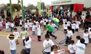 Parques zonales de Lima celebrán hoy el Día del Niño Peruano