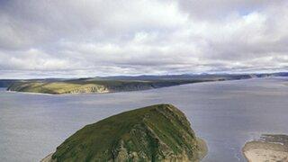 Confirman que Rusia tiene una nueva isla en el Glacial Ártico