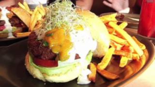 La ruta de las hamburguesas: un exquisito recorrido por nuestra capital