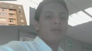 Joven muere tras caer del sexto piso en Pueblo Libre