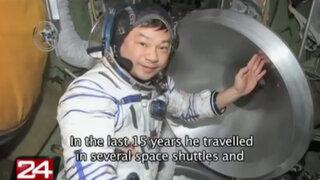Astronauta de la NASA reveló que vio un OVNI en un paseo espacial