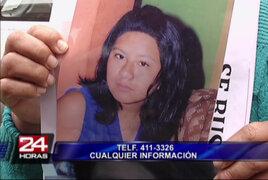 Madre busca desesperadamente a su hija de 15 años que huyó con enamorado