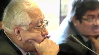 Cuestionado rector de la UIGV rindió su descargo ante Comisión de Educación