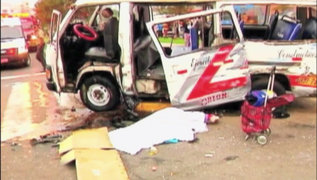 Limeños señalan que Villarán hace poco ante caos de transporte público