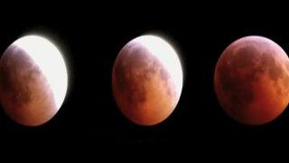 Hoy 5 de junio: conozca hora, cómo y dónde ver el eclipse 'luna de fresa'