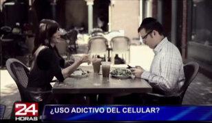 Campaña israelí busca concientizar sobre la adicción por el uso del celular