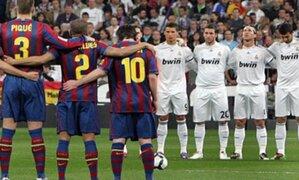 Final Copa del Rey: Real Madrid sin 'CR7' se enfrenta al Barcelona en Mestalla