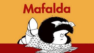 """""""Mafalda"""" será la principal atracción durante el Día del Libro en Francia"""