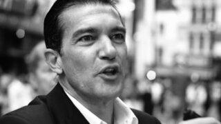 Antonio Banderas emocionado por su próxima visita al Perú