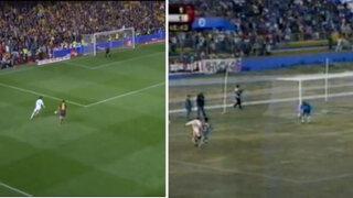 VIDEO: ¿'Beto' Carranza fue el primero en anotar un golazo como el de Bale?