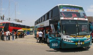 Pasajes al interior del país se elevaron hasta en 600% en terminales de Lima