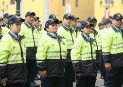 Municipio de Surco redobla la seguridad durante feriado largo por Semana Santa