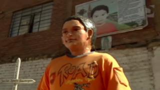 El niño milagroso: 'Chicho' la víctima de terremoto que es símbolo de fe en Ica