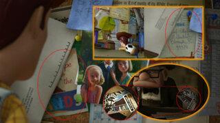 ¿Universo Pixar? Las conexiones entre las historias del gigante de la animación