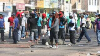 Un muerto deja enfrentamiento de barristas en Chorrillos