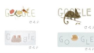 FOTOS: Google celebra el Día de la Tierra con divertido doodle