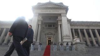 Poder Judicial: rechazan declarar en emergencia servicio de justicia