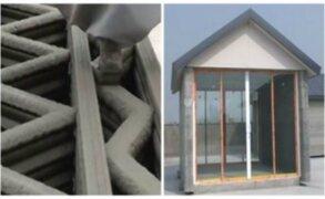 Crean diez viviendas en 24 horas con impresora 3D en China