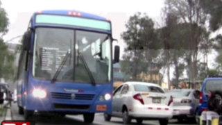 """Villarán sobre reforma de transporte """"Estamos en un proceso que no tiene retorno"""""""