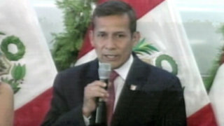 Humala planteó incorporación de la quinua al programa QaliWarma