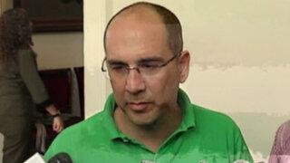 Suspenden lectura de sentencia a Pablo Secada por huelga del Poder Judicial