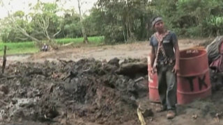 Loreto: Nativos bloquearon ingreso a petrolera en protesta por daños a tierras