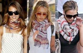 VIDEO: conozca las diferentes formas de usar un pañuelo en el cuello