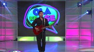 William Luna interpretó su nuevo éxito musical 'Si supieras'